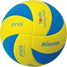 MIKASA SYV5-YBL beach volleyball ball