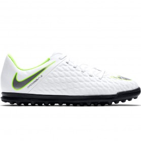 Nike Hypervenom Phantom X 3 Club TF JR Futbola apavi