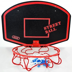 Basketball hoop with backboard STREET BALL