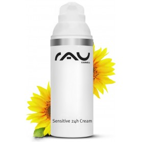 """RAU Sensitive 24h Cream"" 50 ml - WITHOUT Glycerol"