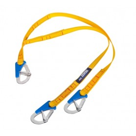 Double Action Safety line (with 3 hooks)