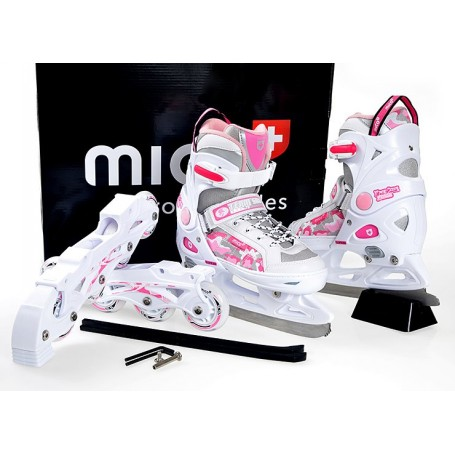 Skates for Kids MICO PRINCESS 2in1