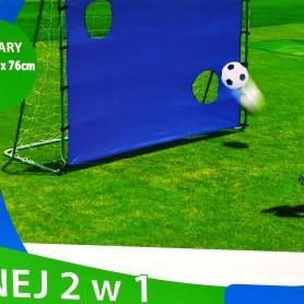 Futbola vārti 215x152x76cm