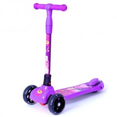 SMJ PRINCESS LED scooter