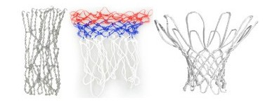 Basketbola groza tīkli