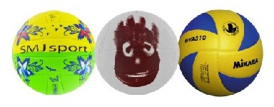 Volejbola bumbas