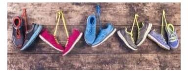 Cпортивные обувь